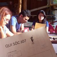 Primera jornada del camí vocacional a Santiago dels joves lleidatans (vídeo)