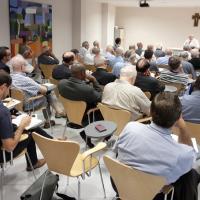 Els preveres de Lleida comencen els recessos espirituals mensuals