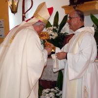 Alguaire i Bujanda commemoren els 1.400 anys de la mort de Sant Faust