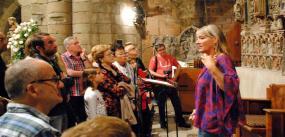 Conferencia d'art i història a Sant Llorenç